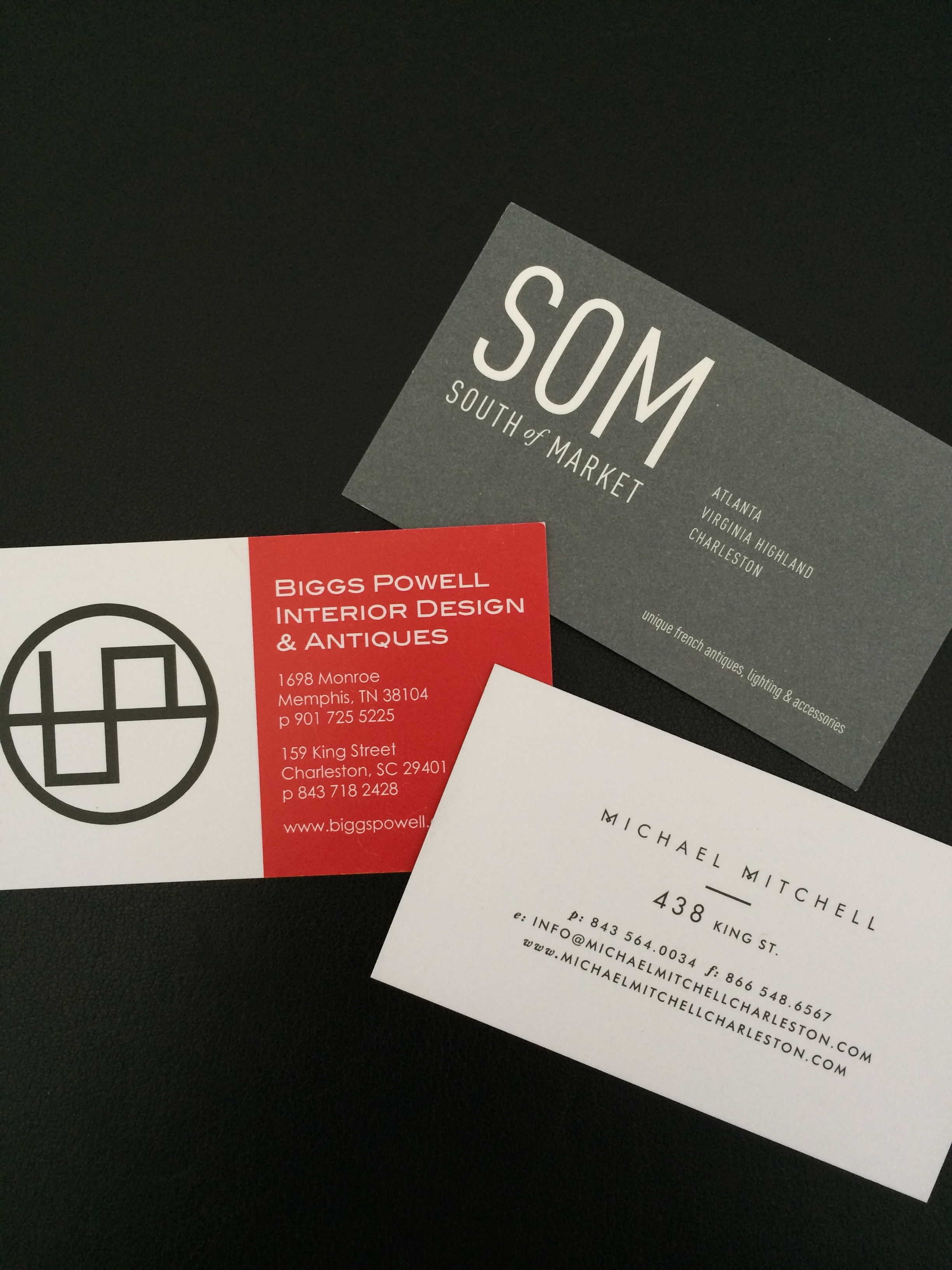 Awesome Photograph Of Business Cards Charleston Sc - Business ...
