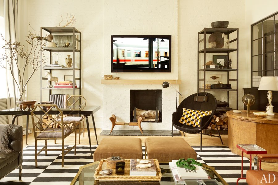Before and After Nate Berkus in AD – Simon s House